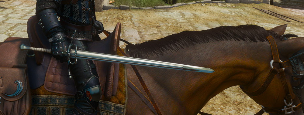 Longclaw The Witcher 3