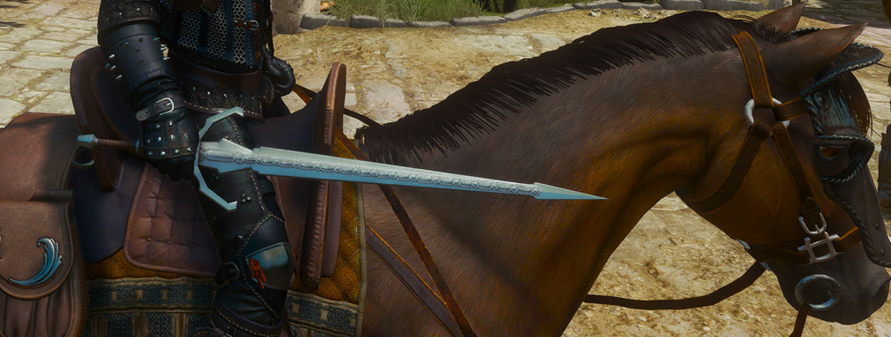 Winter Blade The Witcher 3