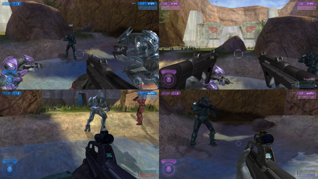 The TOP 10 Things We're MOST Excited to See in Halo Infinite- split-screen in halo 2