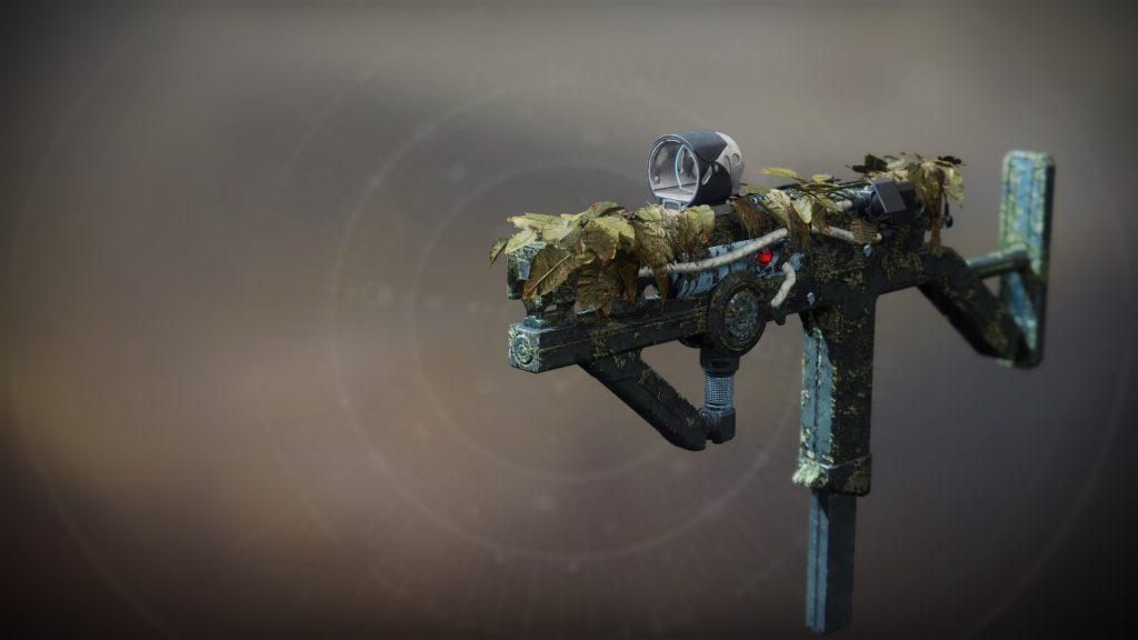 Top 10 Best New Weapons added in  Destiny 2: Shadowkeep-Subjunctive Submachine Gun