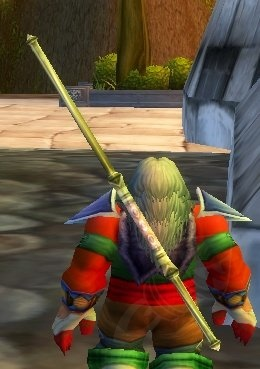 Top 10 Best Weapons For Warrior Class in World of Warcraft ClassicStaff of Westfall