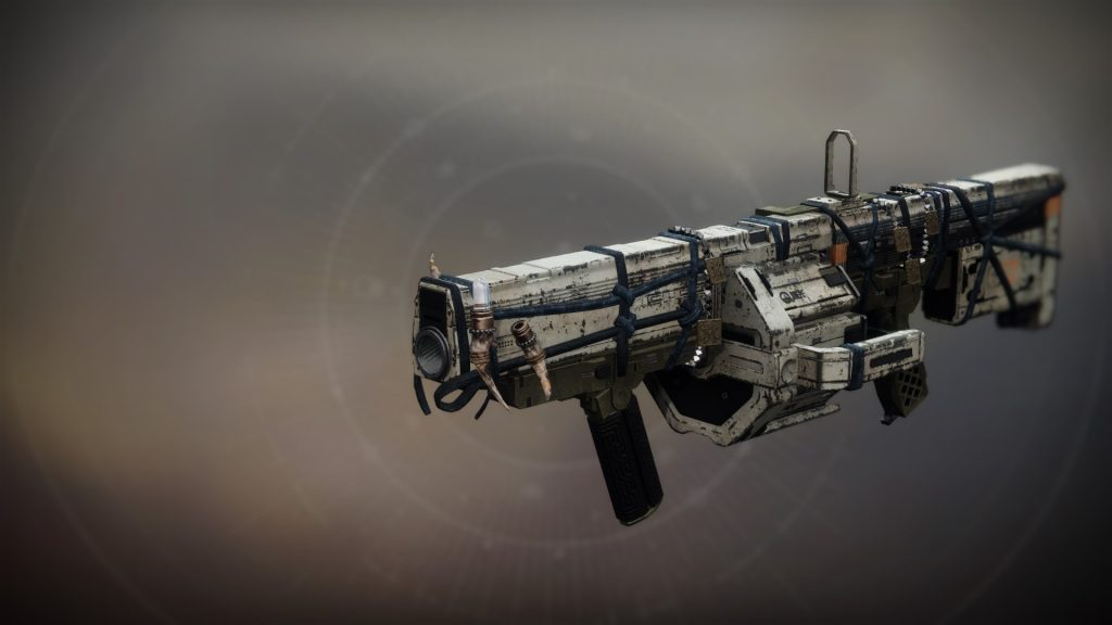 Top 10 Best New Weapons added in  Destiny 2: Shadowkeep-Love and Death Grenade Launcher