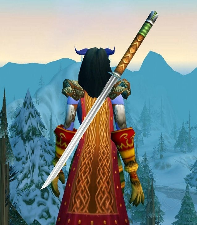 Top 10 Best Weapons For Warrior Class in World of Warcraft ClassicStrike of the Hydra