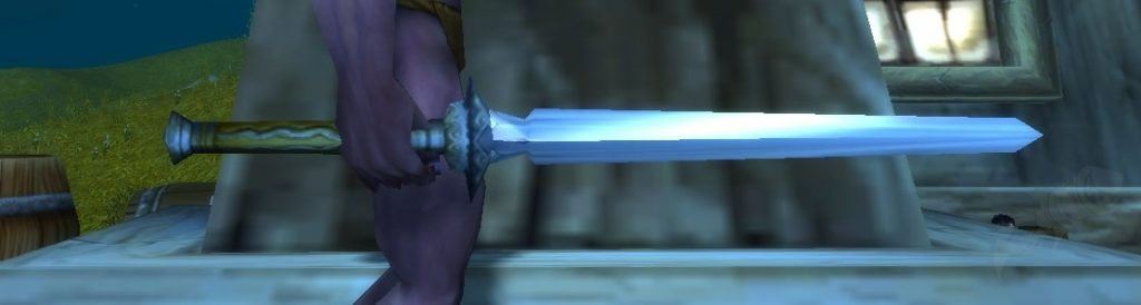 Top 10 Best Weapons For Warrior Class in World of Warcraft ClassicEdge of the People's Militia