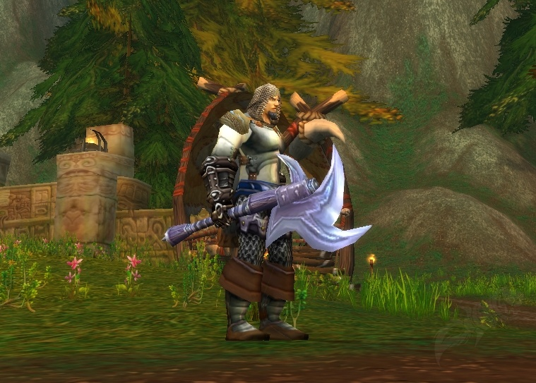 Top 10 Best Weapons For Warrior Class in World of Warcraft ClassicWhirlwind Axe
