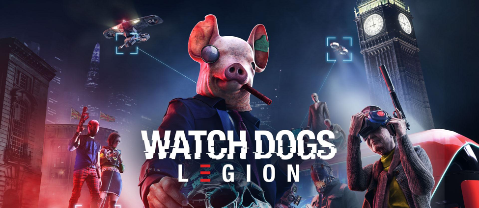 Top 10 Game Releases We're Most Excited for in 2020 Watch Dogs: Legion