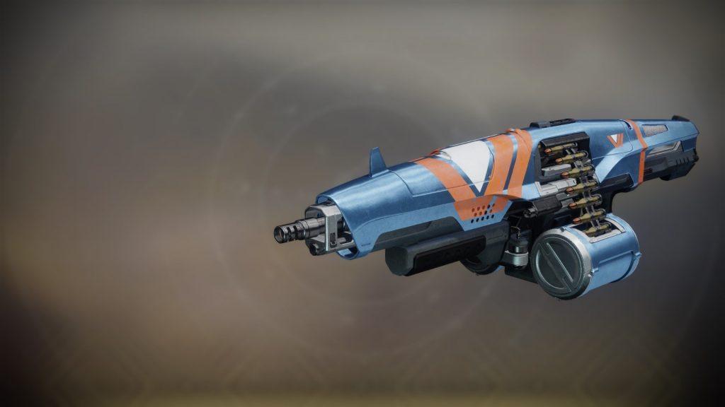Top 10 Best New Weapons added in  Destiny 2: Shadowkeep-Edgewise Machine Gun