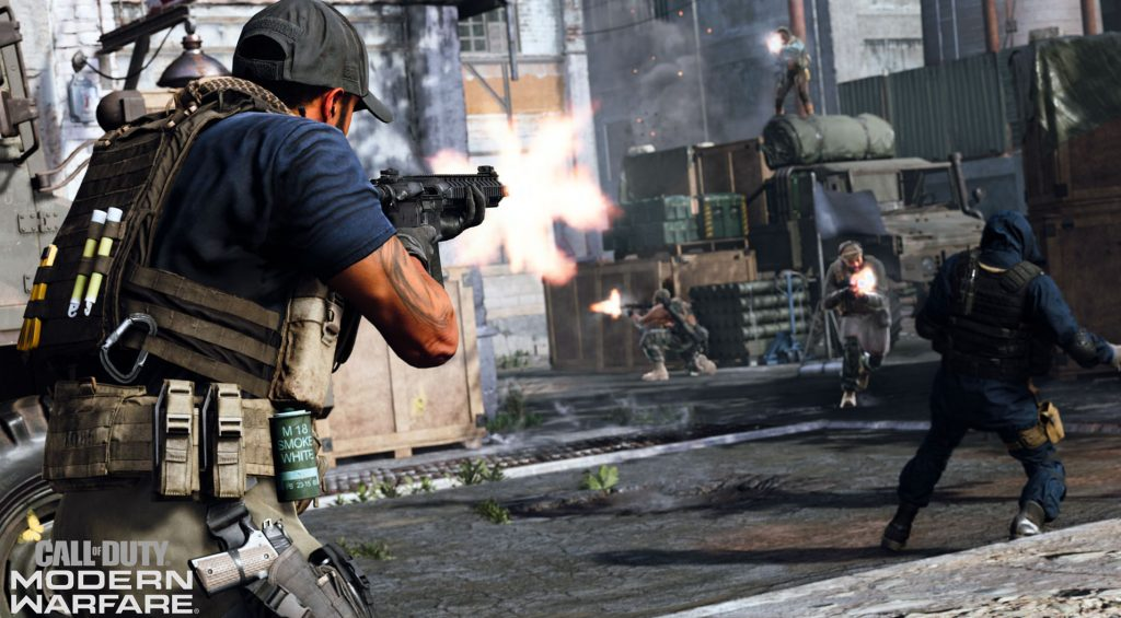 Top 10 Pros and Cons of Call of Duty: Modern Warfare (2019) Quick play