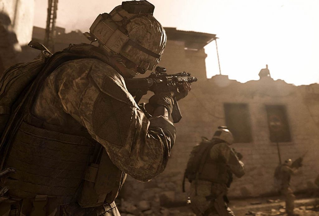 Top 10 Things We're Excited For in Modern Warfare Battle Royale - Battle Royale in New Engine.
