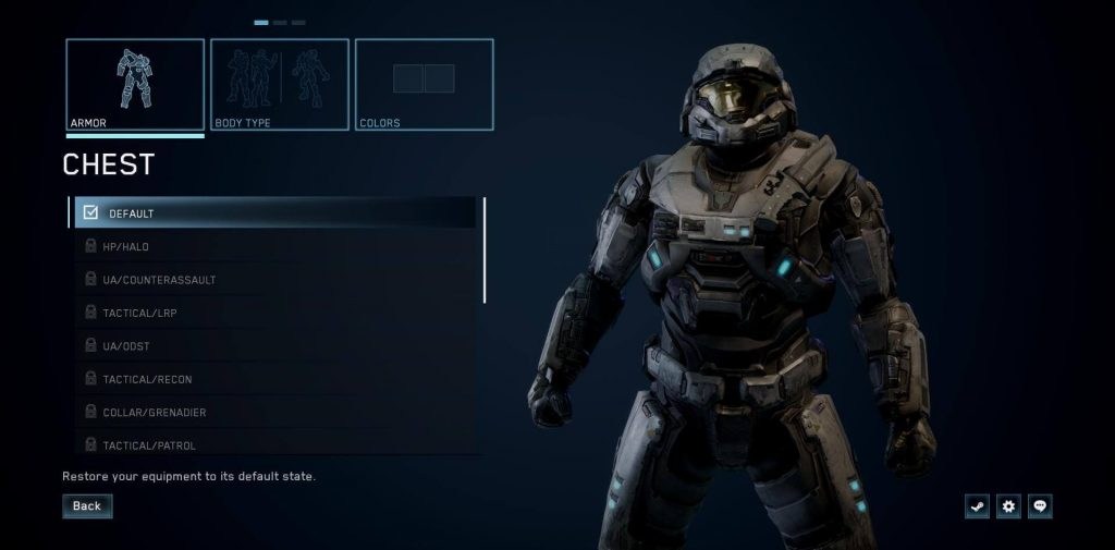 Top 10 reasons we're playing Halo Reach in 2019 - Armor Customization
