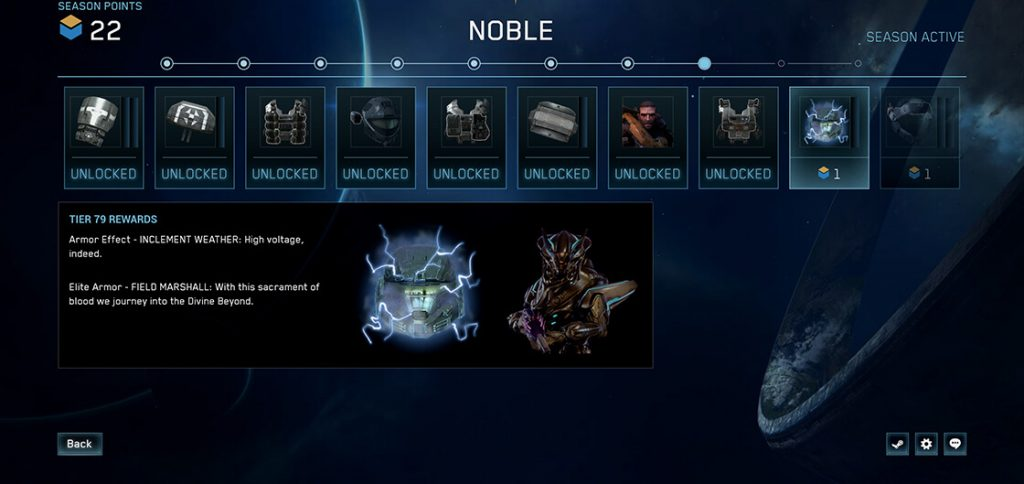 Top 10 reasons we're playing Halo Reach in 2019 - Battle Pass System