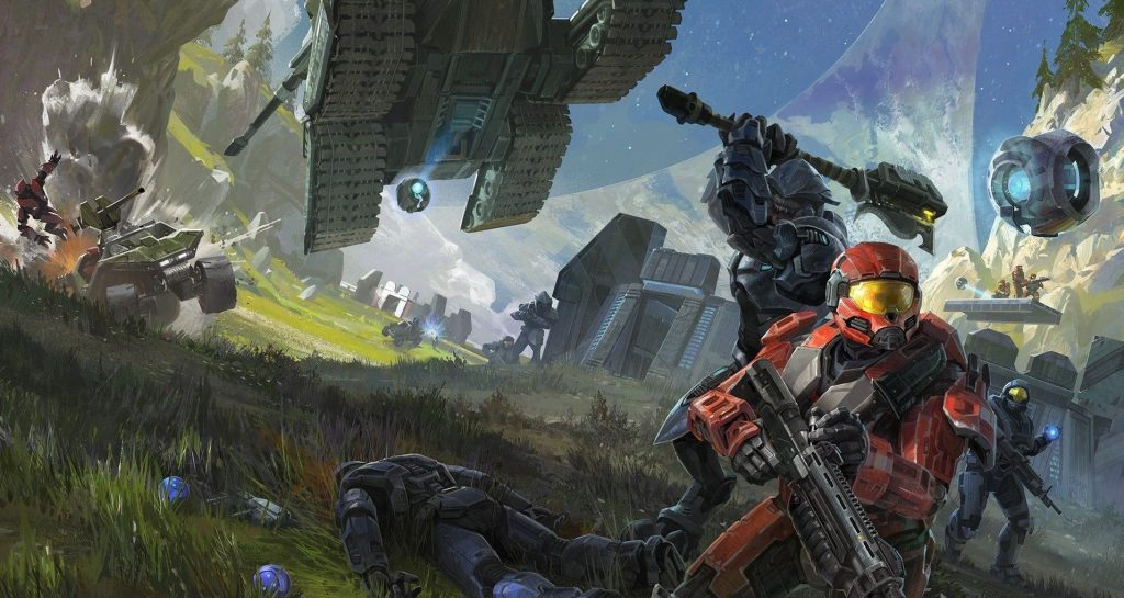 Top 10 reasons we're playing Halo Reach in 2019 - Custom Games