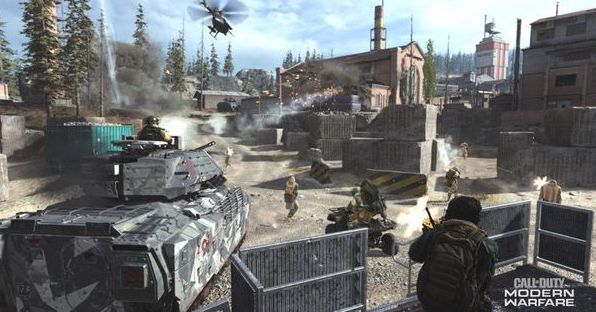 Top 10 Pros and Cons of Call of Duty: Modern Warfare (2019) Ground War