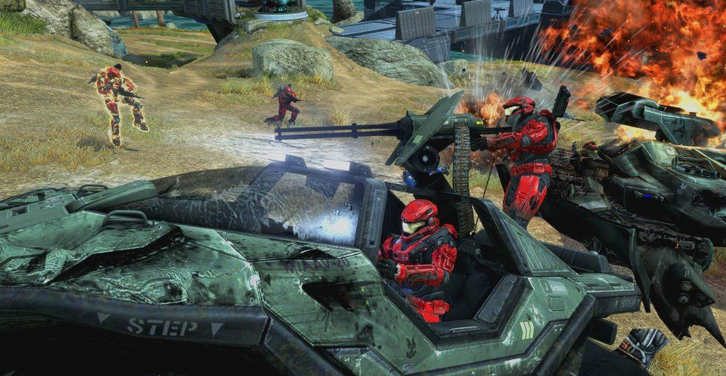 Top 10 reasons we're playing Halo Reach in 2019 - Classic Halo