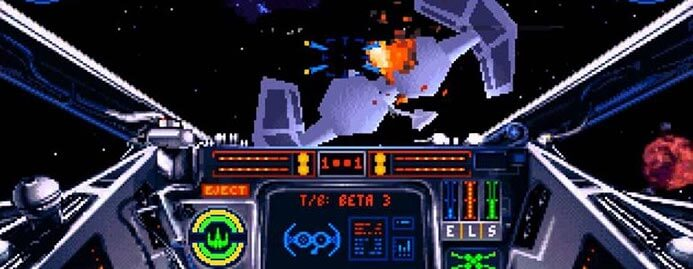Top 10 Star Wars Games Where You're Not a Jedi - Star Wars: X-Wing