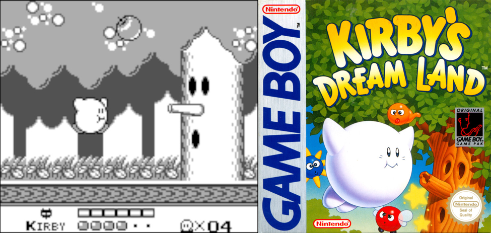 Top 10 Easiest Boss Fights In Gaming - Kirby's Dream Land