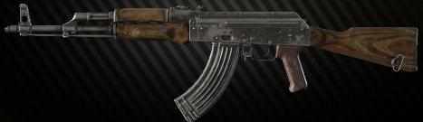 AKM 7.62x39 Assault Rifle