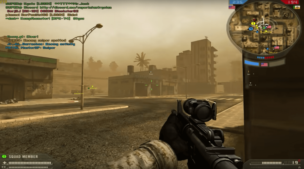 Top 10 Best FPS Multiplayer Maps - Strike at Karkland