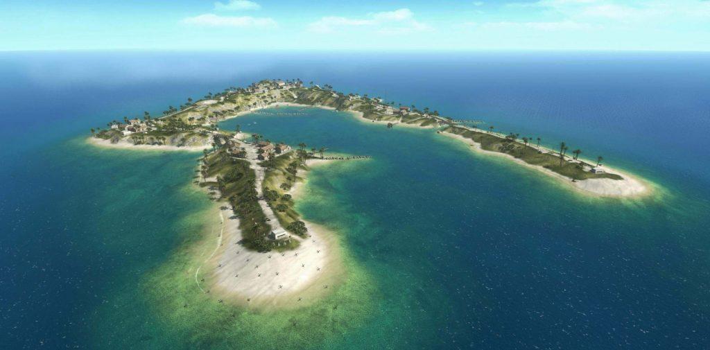 Top 10 Best FPS Multiplayer Maps - Wake Island