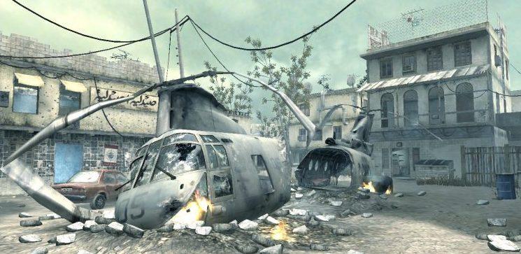 Top 10 Best FPS Multiplayer Maps - Crash