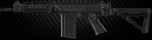 Top 10 Guns In Escape From Tarkov - SA58