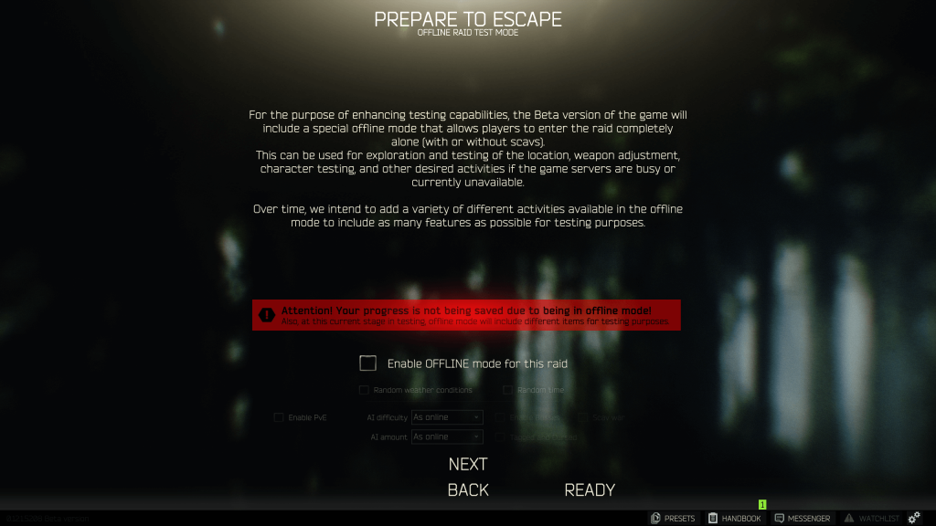 Top 10 Tips for Escape from Tarkov - Practice in Offline Mode