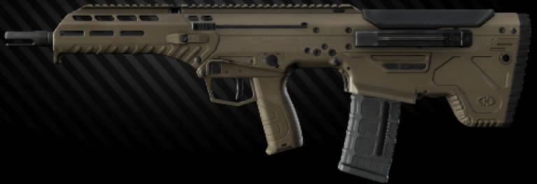 DT MDR 5.56x45 Assault Rifle