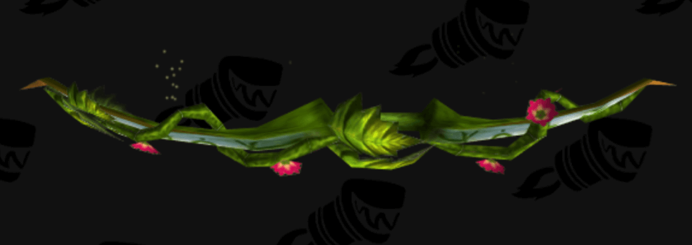 Top 10 Most Iconic Weapons in World of Warcraft Classic - Rhok'delar, Longbow of the Ancient Keepers