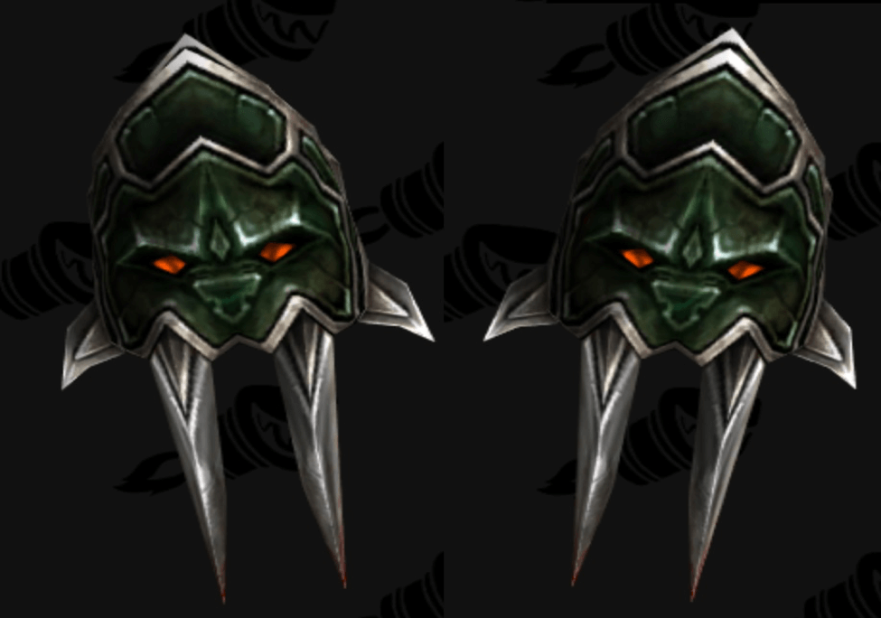 Top 10 Most Iconic Weapons in World of Warcraft Classic - Thekal's Grasp and Arlokk's Grasp