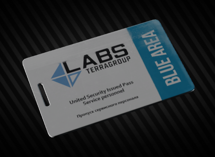 Top 10 Most Valuable Items In Escape From Tarkov - Lab. Blue keycard