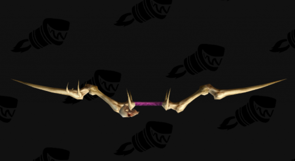 Top 10 Best Bows in WoW Classic - Striker's Mark