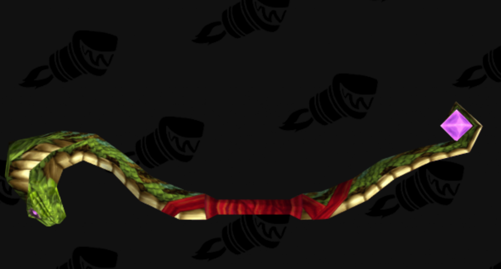 Top 10 Best Bows in WoW Classic - Mandokir's Sting