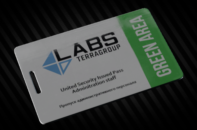 Top 10 Most Valuable Items in Escape from Tarkov - Lab Green Keycard