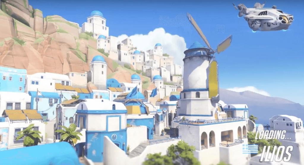 Top 10 Best Maps in Overwatch - Illios