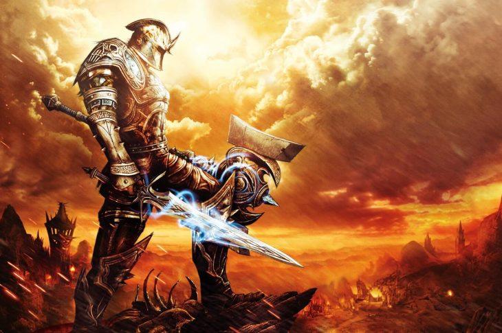 Top 10 Dead Game Franchises That Should Be Revived - Kingdoms of Amalur Reckoning
