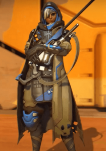 Top 10 Most Difficult Overwatch Heroes to Play - Ana