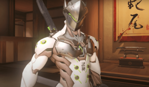 Top 10 Most Difficult Overwatch Heroes to Play - Genji