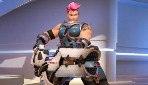 Top 10 Most Difficult Overwatch Heroes to Play - Zarya