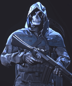 Top 10 Best Operator Skins in Call of Duty: Warzone - Azrael - Ghost
