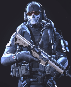 Top 10 Best Operator Skins in Call of Duty: Warzone - UDT Ghost - Ghost
