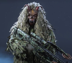 Top 10 Best Operator Skins in Call of Duty: Warzone - Nightfang - Grinch