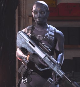 Top 10 Best Operator Skins in Call of Duty: Warzone - Rook - Roze
