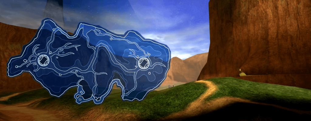 Top 10 Fan Favorite Halo Maps That Should Return with Infinite - Blood Gulch