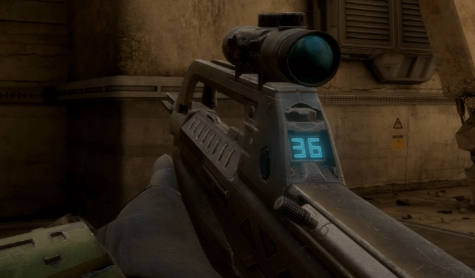 Top 10 Most Iconic Guns in FPS Games - Battle Rifle