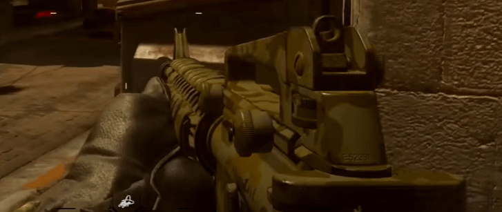 Top 10 Most Iconic Guns in FPS Games - M16A4