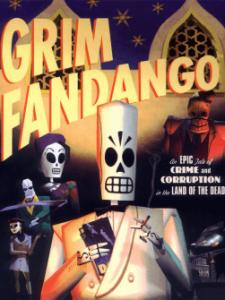 Top 10 Best Original Action/Adventure Soundtracks - Grim Fandango