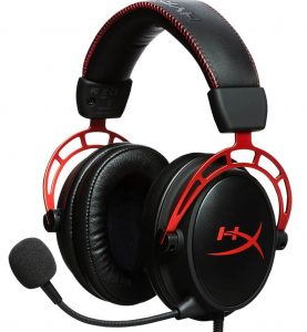 Top 10 Pros and Cons of the HyperX Cloud Alpha Gaming Headset - Pro: Visually Appealing