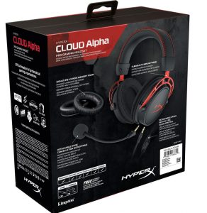 Top 10 Pros and Cons of the HyperX Cloud Alpha Gaming Headset - Con: No Sound Setting Customization