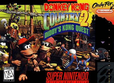 Top 10 Best Original Platformer Soundtracks - Donkey Kong Country 2