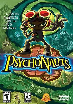 Top 10 Best Original Platformer Soundtracks - Psychonauts